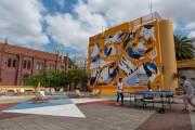 Kulturzentrum von la Recoleta