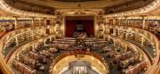 Das umgebaute Theater el Ateneo