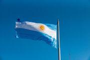 Flagge Argentiniens