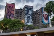 Krankenhaus im Zentrum von Buenos Aires