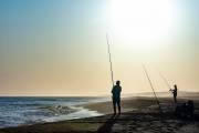 Angler in Uruguay