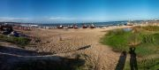 Der Strand von Punta del Diablo