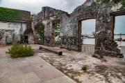 Ruine in Colonia Sacramento