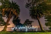 Übernachtung mit Blick auf den Rio Uruguay