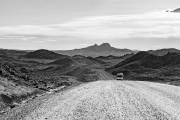 Und wieder zurück durch die Wüste zur Ruta 3