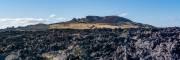 Mondlandschaft in Pali Aike