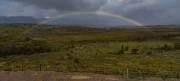 Regenbogen auf dem Weg nach Osten
