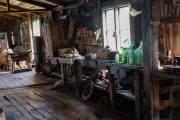 Alte Werkstätten auf der Estancia Haberton