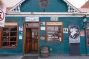 schönes Cafe in Ushuaia mit sehr gutem französischen Gebäck