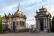 Der alte Friedhof von Punta Arenas