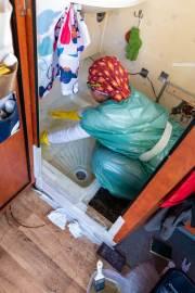 GFK Beschichtung für die Dusche