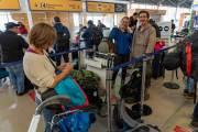 Punta Arenas, Flughafen