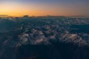 Die Anden von oben