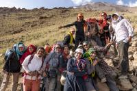 14 Bergtour Damavand