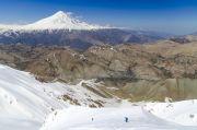 13 Skitouren Elburz Gebirge