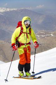 23 Skitouren Elburz Gebirge