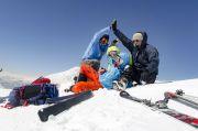 25 Skitouren Elburz Gebirge