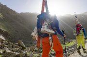 44 Skitouren Alam Kooh Gebirge