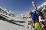 45 Skitouren Alam Kooh Gebirge