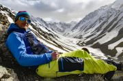 46 Skitouren Alam Kooh Gebirge
