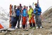 51 Skitouren Alam Kooh Gebirge