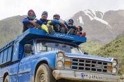 55 Skitouren Alam Kooh Gebirge
