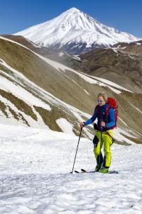 11 Skitouren Elburz Gebirge