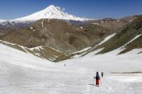 14 Skitouren Elburz Gebirge