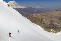 22 Skitouren Elburz Gebirge