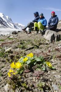53 Skitouren Alam Kooh Gebirge